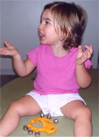 Child Clapping Hands
